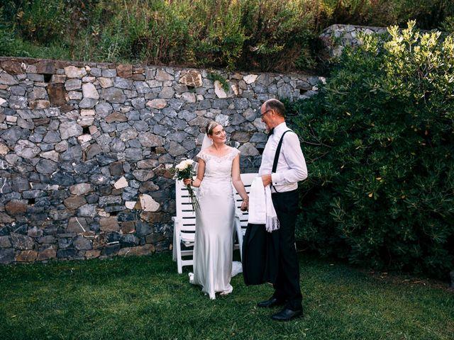 Il matrimonio di Niklas e Agnes a Alassio, Savona 28