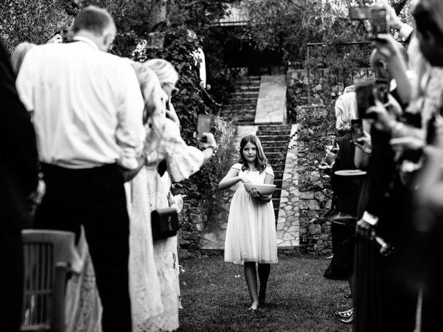 Il matrimonio di Niklas e Agnes a Alassio, Savona 31