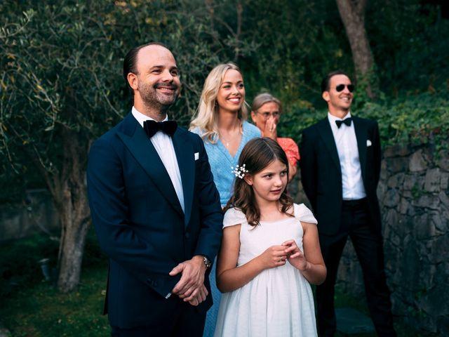 Il matrimonio di Niklas e Agnes a Alassio, Savona 32