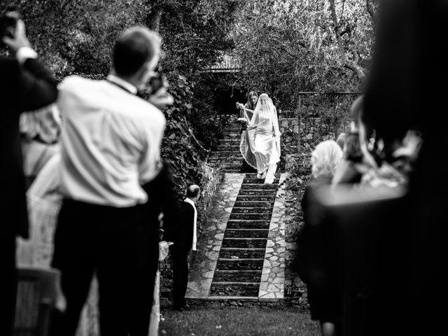 Il matrimonio di Niklas e Agnes a Alassio, Savona 33