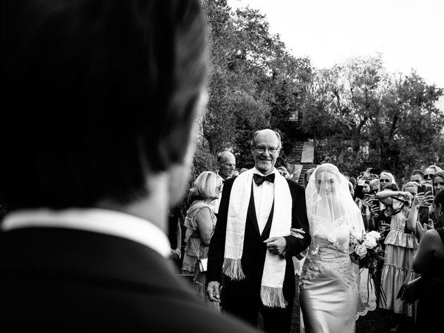 Il matrimonio di Niklas e Agnes a Alassio, Savona 34