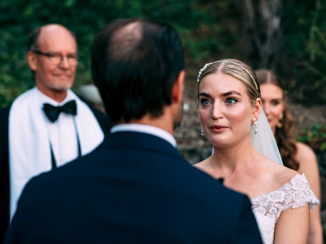 Il matrimonio di Niklas e Agnes a Alassio, Savona 36