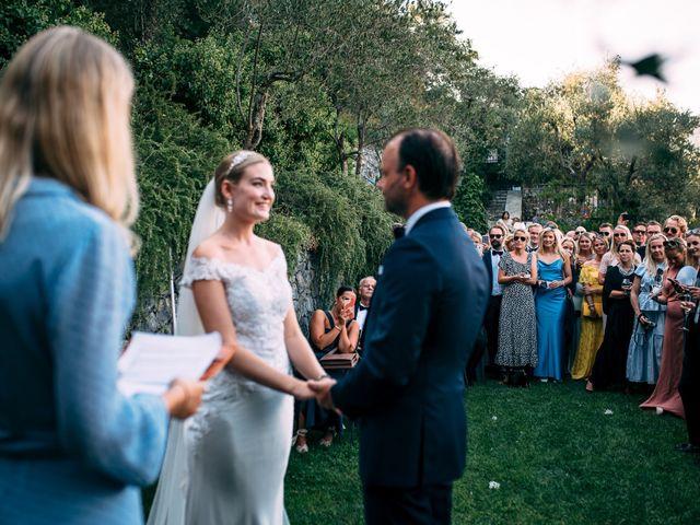 Il matrimonio di Niklas e Agnes a Alassio, Savona 38