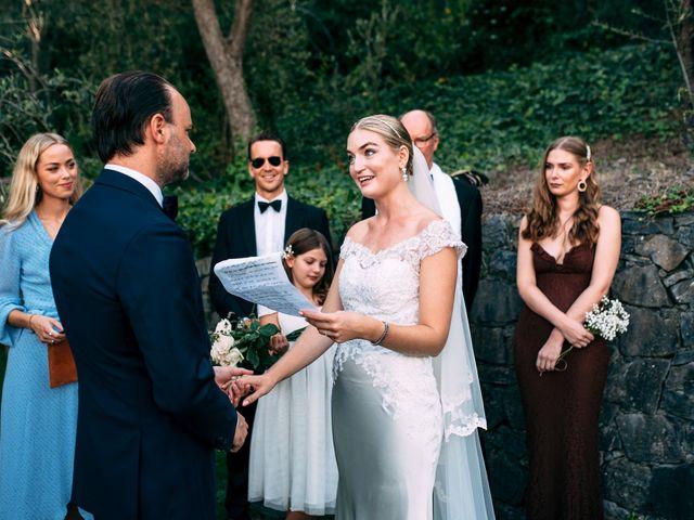 Il matrimonio di Niklas e Agnes a Alassio, Savona 40