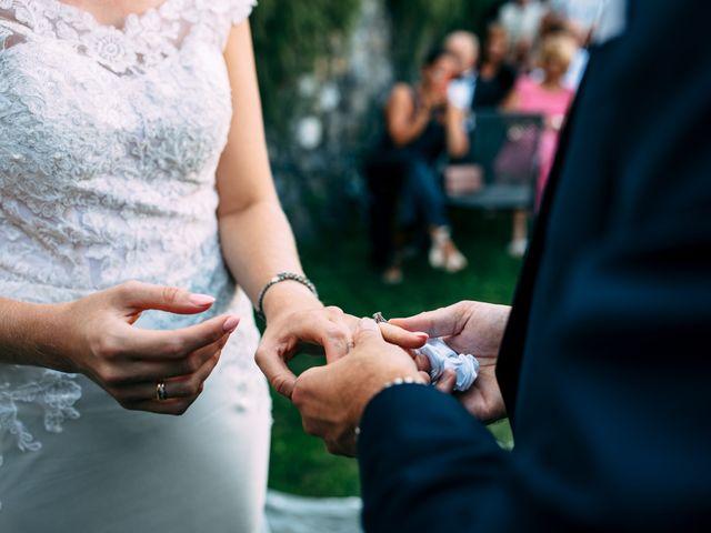 Il matrimonio di Niklas e Agnes a Alassio, Savona 41