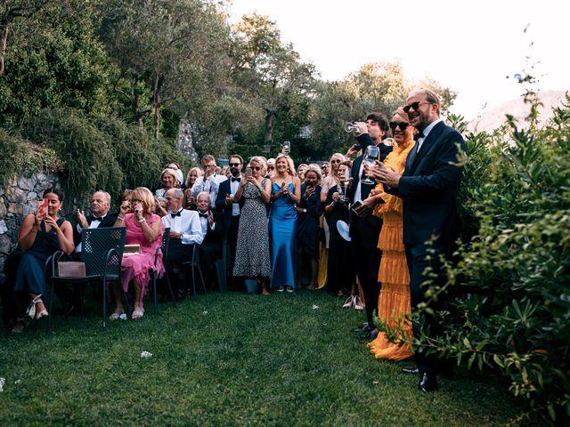 Il matrimonio di Niklas e Agnes a Alassio, Savona 42