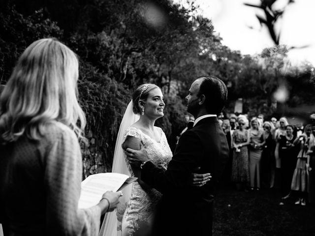 Il matrimonio di Niklas e Agnes a Alassio, Savona 43