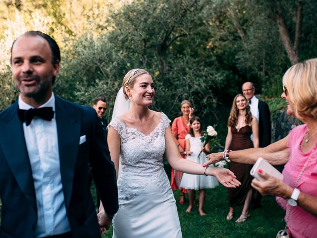 Il matrimonio di Niklas e Agnes a Alassio, Savona 44