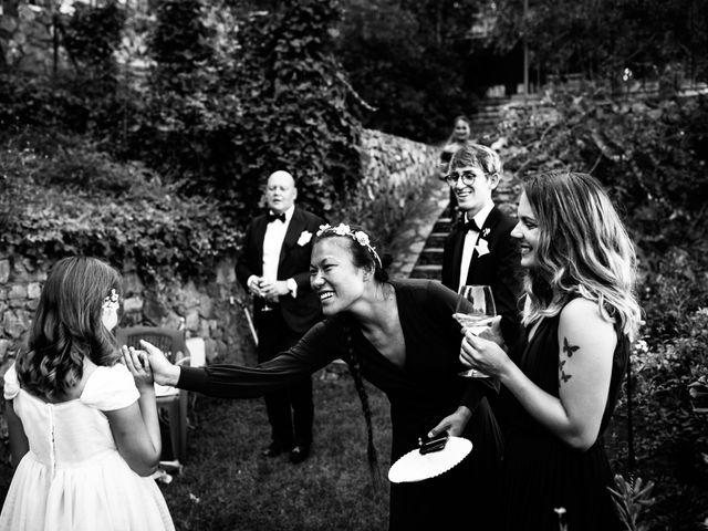 Il matrimonio di Niklas e Agnes a Alassio, Savona 45