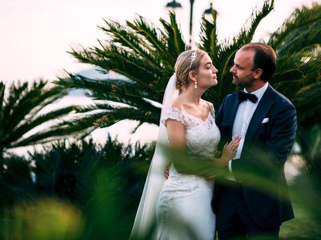 Il matrimonio di Niklas e Agnes a Alassio, Savona 48