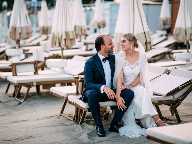 Il matrimonio di Niklas e Agnes a Alassio, Savona 49