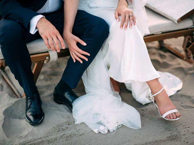 Il matrimonio di Niklas e Agnes a Alassio, Savona 50