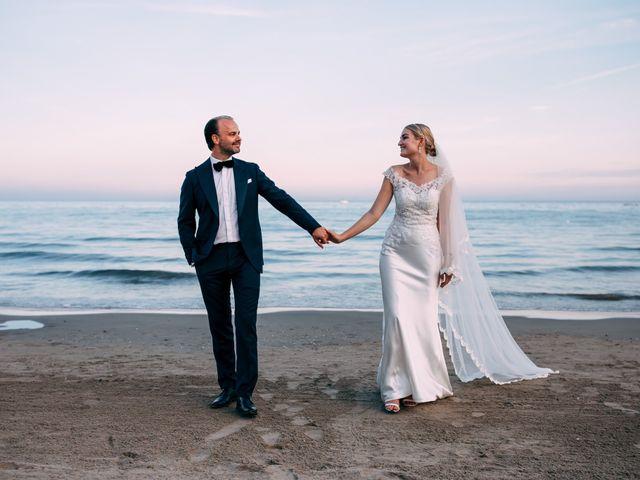Il matrimonio di Niklas e Agnes a Alassio, Savona 51