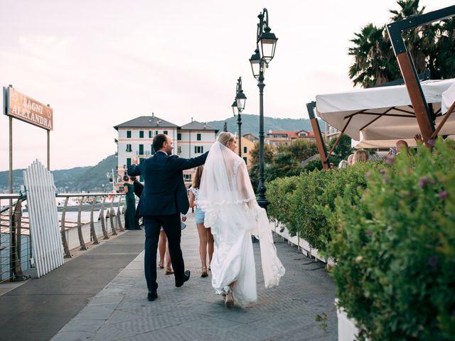 Il matrimonio di Niklas e Agnes a Alassio, Savona 52