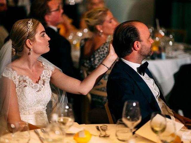 Il matrimonio di Niklas e Agnes a Alassio, Savona 55