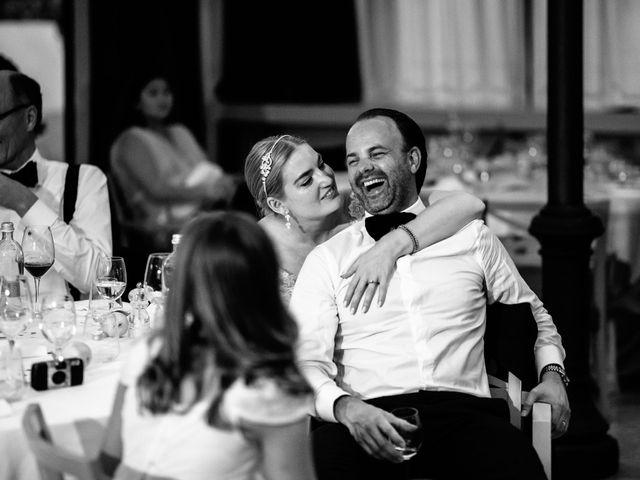Il matrimonio di Niklas e Agnes a Alassio, Savona 56