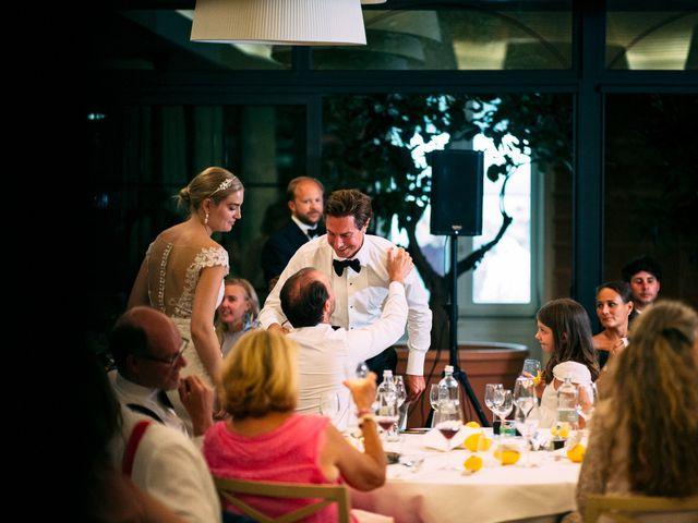 Il matrimonio di Niklas e Agnes a Alassio, Savona 57