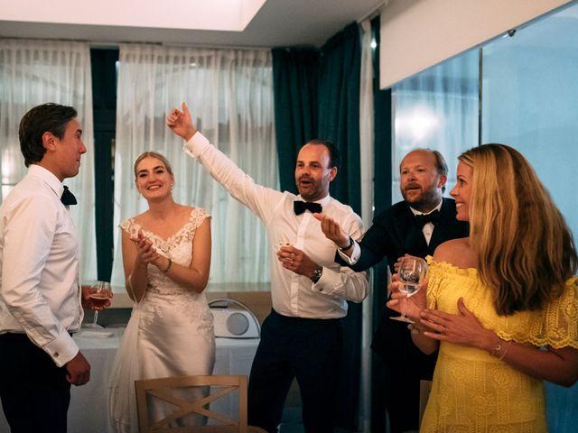 Il matrimonio di Niklas e Agnes a Alassio, Savona 61