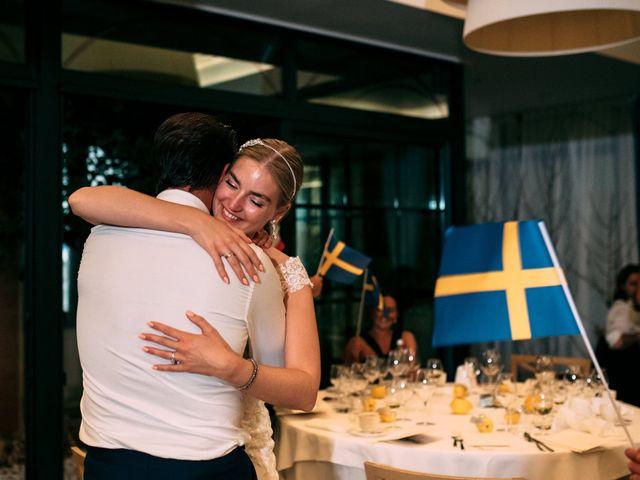 Il matrimonio di Niklas e Agnes a Alassio, Savona 63