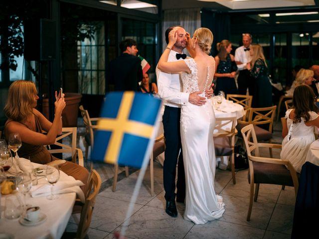 Il matrimonio di Niklas e Agnes a Alassio, Savona 64