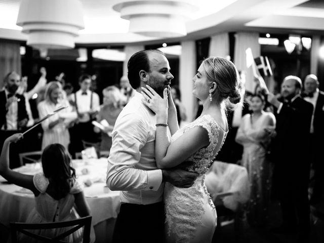 Il matrimonio di Niklas e Agnes a Alassio, Savona 65