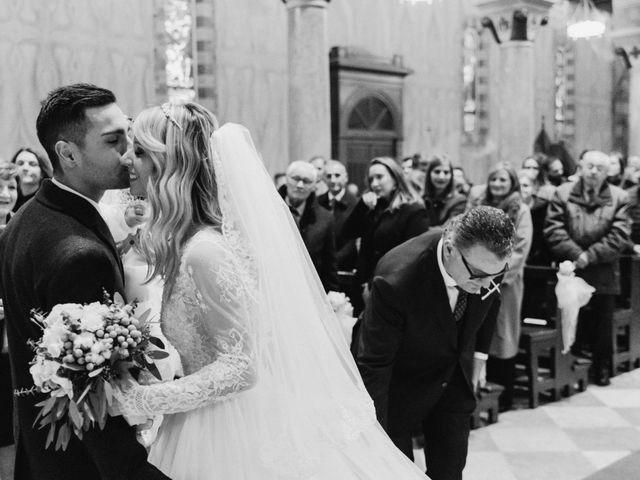 Il matrimonio di Giacomo e Marta a Susegana, Treviso 21