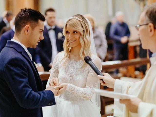 Il matrimonio di Giacomo e Marta a Susegana, Treviso 27