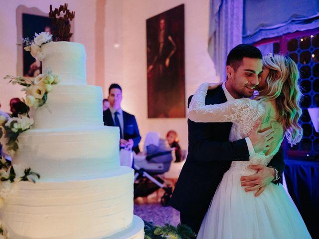 Il matrimonio di Giacomo e Marta a Susegana, Treviso 100