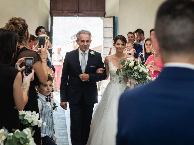 Il matrimonio di Marco e Elena a Erba, Como 13
