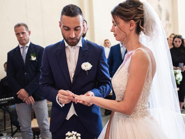 Il matrimonio di Marco e Elena a Erba, Como 14