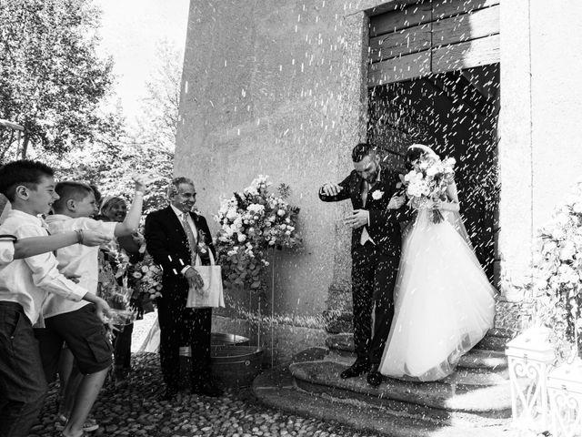 Il matrimonio di Marco e Elena a Erba, Como 15