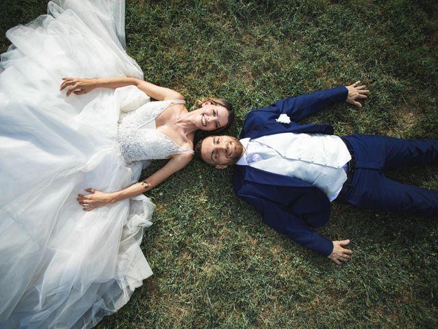 Il matrimonio di Marco e Elena a Erba, Como 1