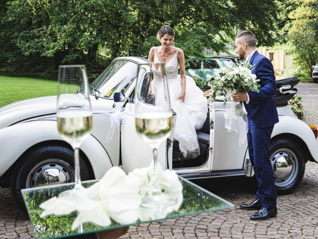 Il matrimonio di Marco e Elena a Erba, Como 20