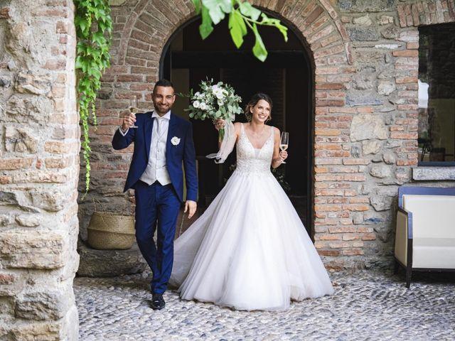 Il matrimonio di Marco e Elena a Erba, Como 2