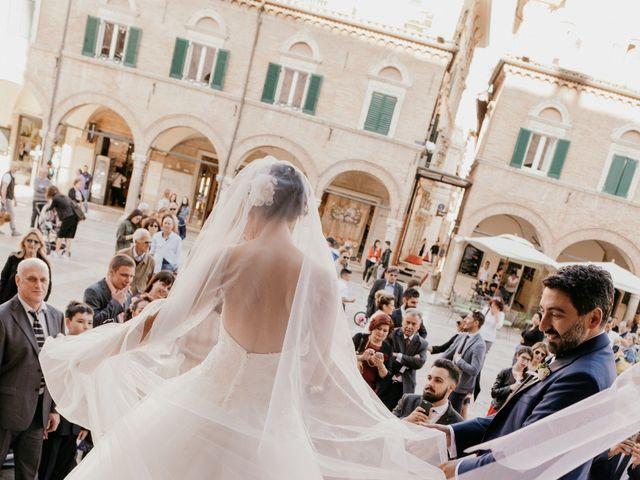 Il matrimonio di Stefano e Olga a Ascoli Piceno, Ascoli Piceno 27