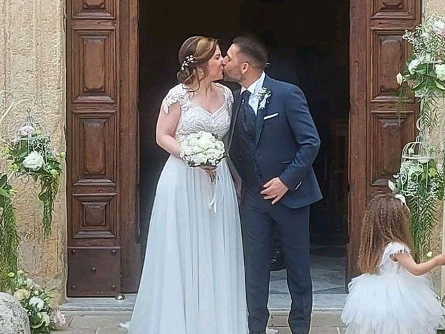 Le nozze di Danilo e Vanessa