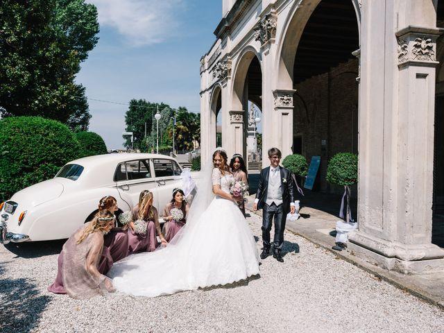 Il matrimonio di Chiara e Daniele a Piove di Sacco, Padova 9