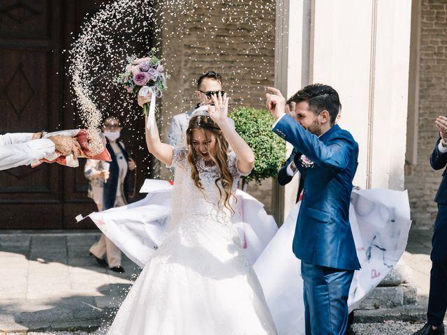 Il matrimonio di Chiara e Daniele a Piove di Sacco, Padova 11
