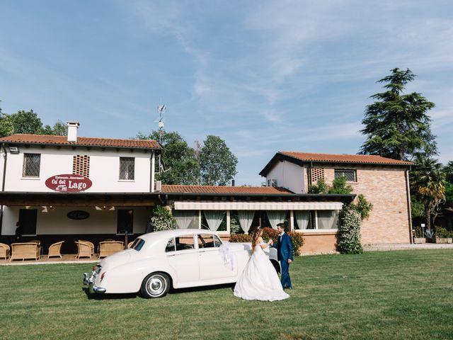Il matrimonio di Chiara e Daniele a Piove di Sacco, Padova 15