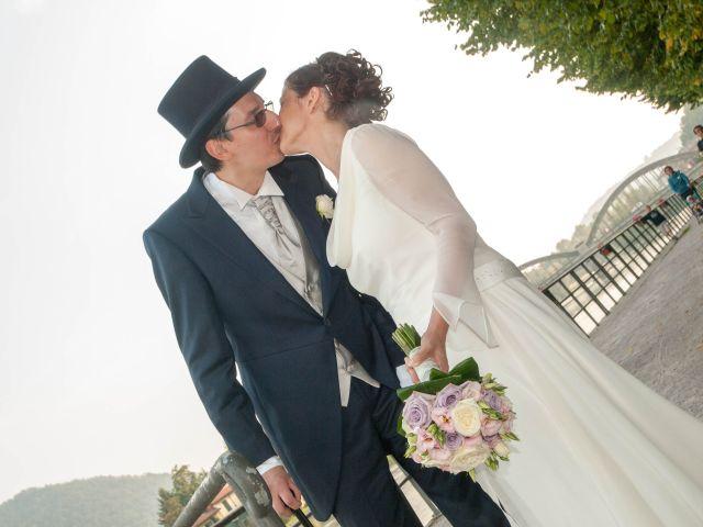 Il matrimonio di Sara e Paolo a Calolziocorte, Lecco 17