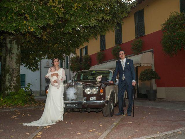 Il matrimonio di Sara e Paolo a Calolziocorte, Lecco 32