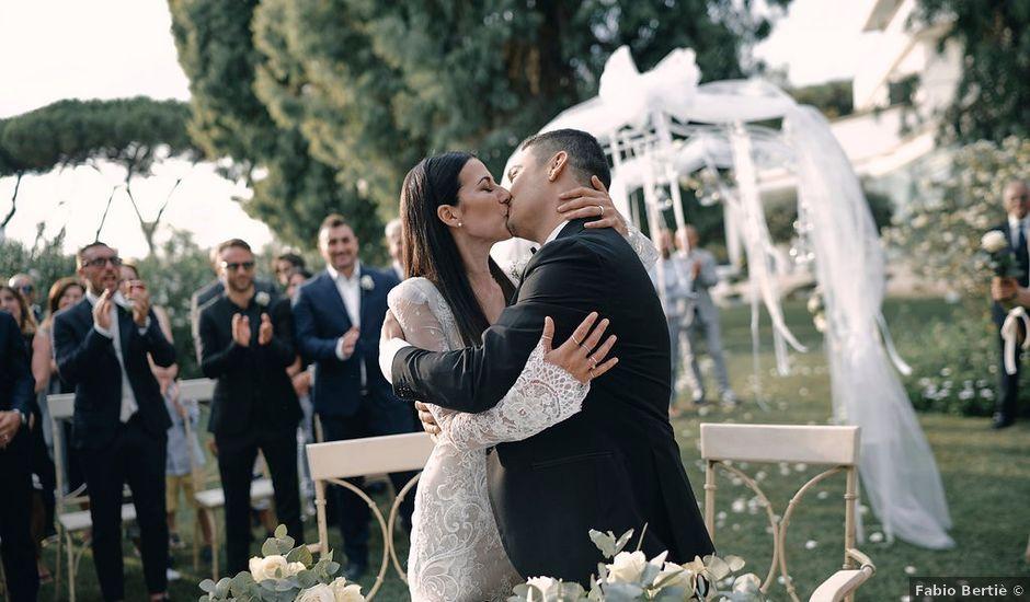 Il matrimonio di Daniele e Valeria a Sabaudia, Latina