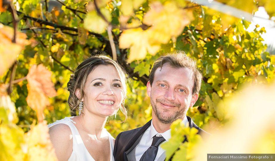 Il matrimonio di Samuele e Hebia a Monteveglio, Bologna