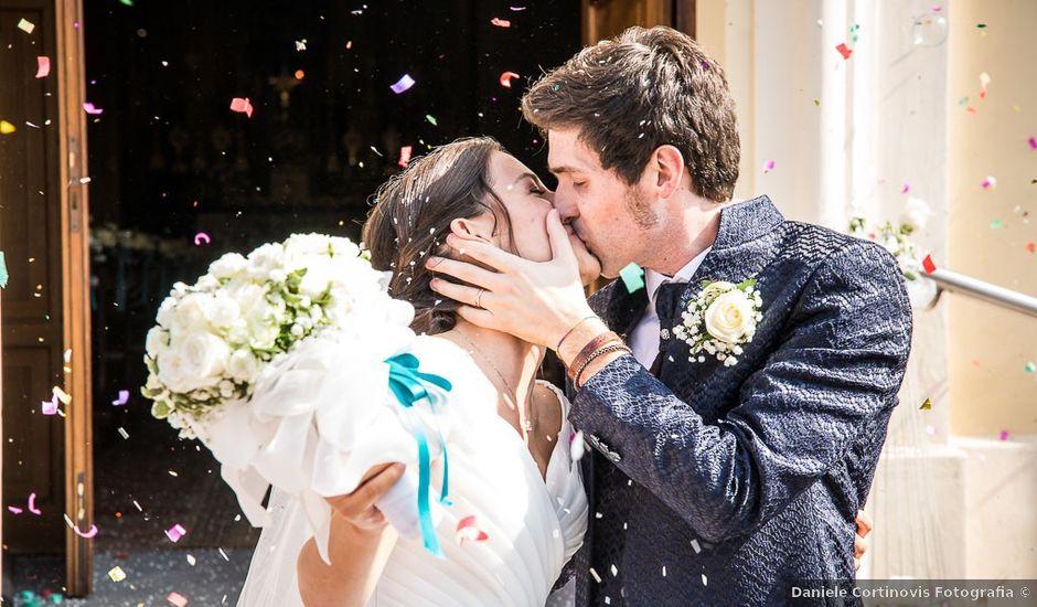 Il matrimonio di Filippo e Ester a Monte Cremasco, Cremona