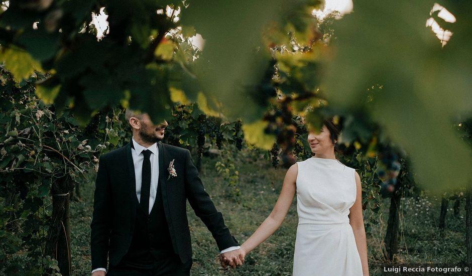 Il matrimonio di Michele e Paola a Torrecuso, Benevento