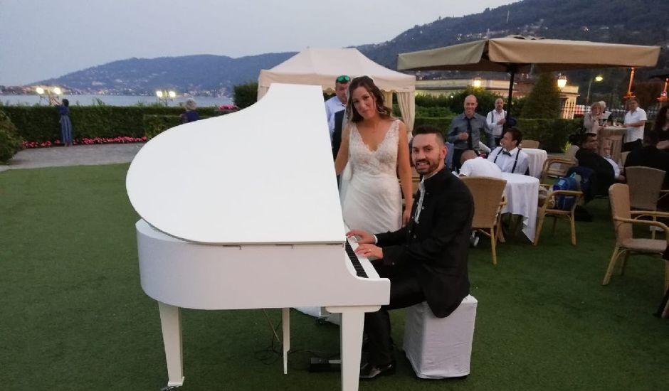 Il matrimonio di Mattia  e Eleonora a Varzo, Verbania
