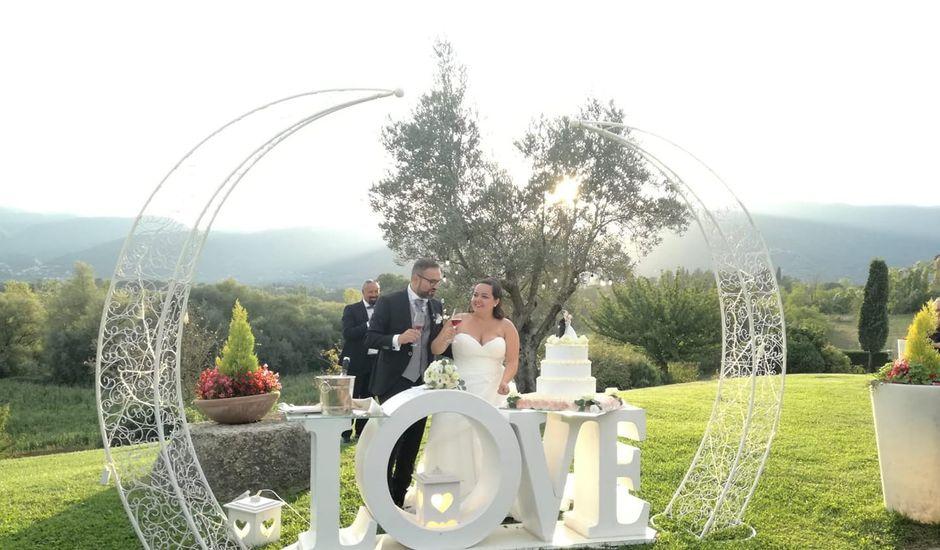 Il matrimonio di Alessandro e Agnese a Rieti, Rieti