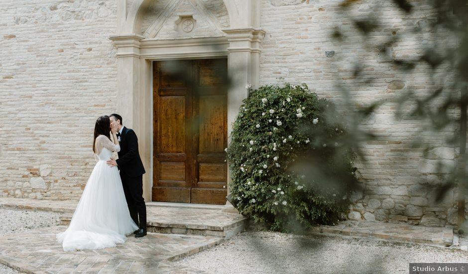 Il matrimonio di Nazzareno e Martina a Teramo, Teramo