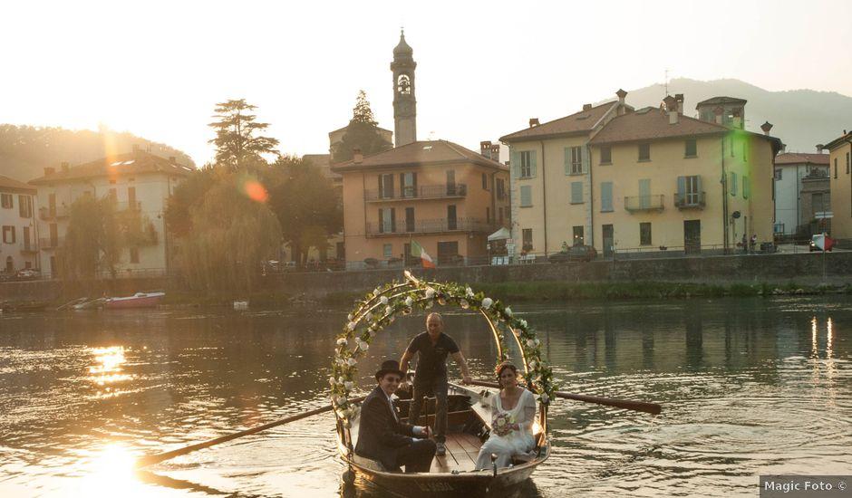 Il matrimonio di Sara e Paolo a Calolziocorte, Lecco