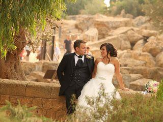 Le nozze di Selenia e Giuseppe
